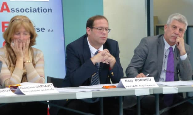 Arbitrage – Des nouveaux statuts pour l'AFCAM Aquitaine au périmètre de la nouvelle Région ALPC