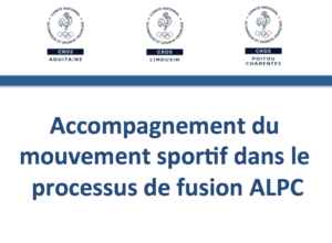 Accompagnement fusion ALPC Sport
