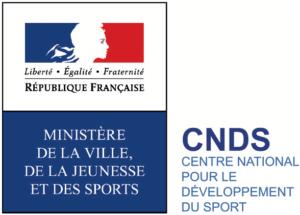 logo Ministere sport CNDS