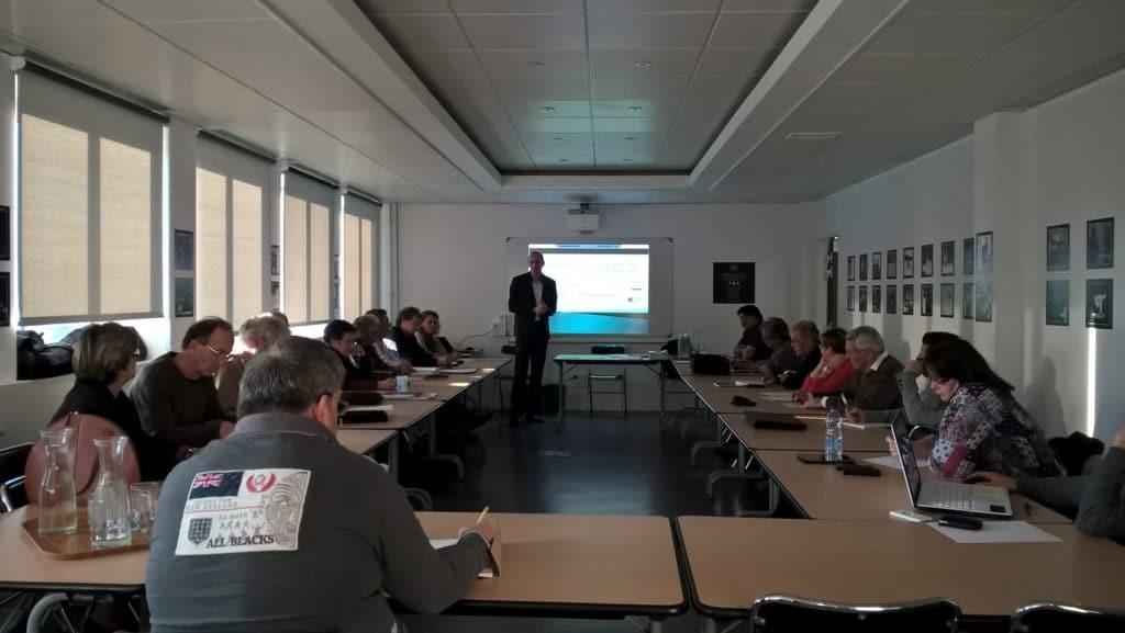 RDV CROSA - fusion des ligues et comités à Talence