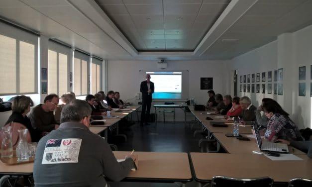 Formation CROS «Fusion des ligues et comités régionaux» en Nouvelle-Aquitaine