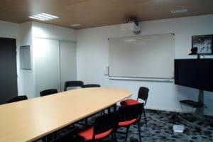 Salle de visioconférence MRS Talence