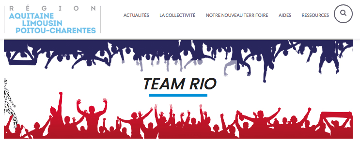 TeamRioALPC site region