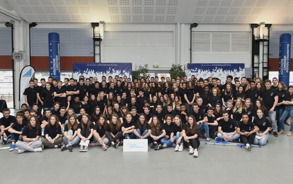 #TeamRioALPC 3 juin La Rochelle
