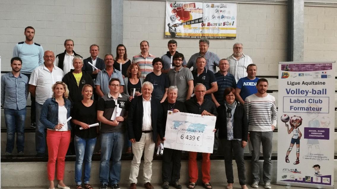 Volley-Ball – 70e et dernière Assemblée Générale  de la Ligue d'Aquitaine