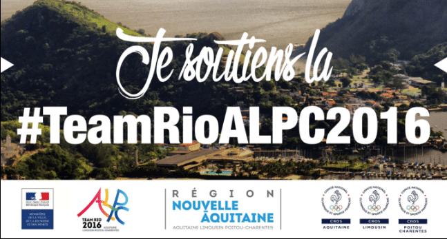 Jeux de RIO – 50 sportifs licenciés ou issus de la Nouvelle-Aquitaine représenteront la France