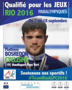 H Cyclisme Bosredon RIO #TeamRioALPC2016