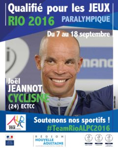 H Cyclisme Jeannot RIO #TeamRioALPC2016