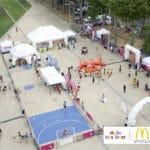 McDo Kids Sport 2016, en partenariat avec le CNOSF, arrive en Aquitaine.