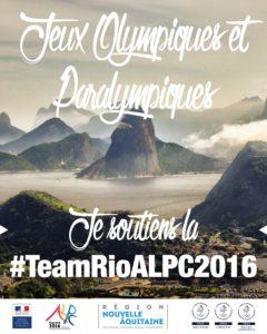 Affiche TeamRioALPC2016