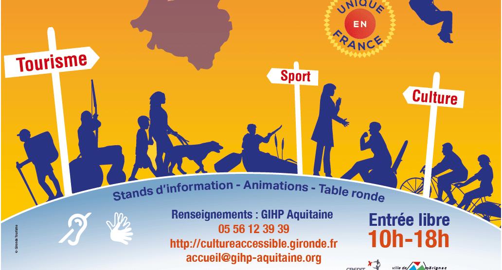 Le Forum Handi CAP Nouvelle Aquitaine revient pour sa 6e édition le 5 octobre à Mérignac