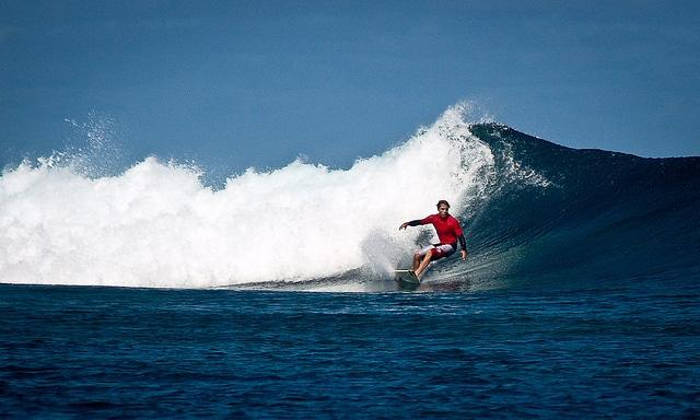 #surf – 2 néo-aquitains sur le podium des championnats du Monde ISA, Biarritz