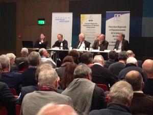 11e séminaire du CROS d'Aquitaine 2016 #fusion