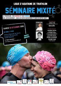 affiche-seminaire Triathlon