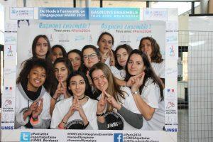 #Paris2024 CROS Aquitaine