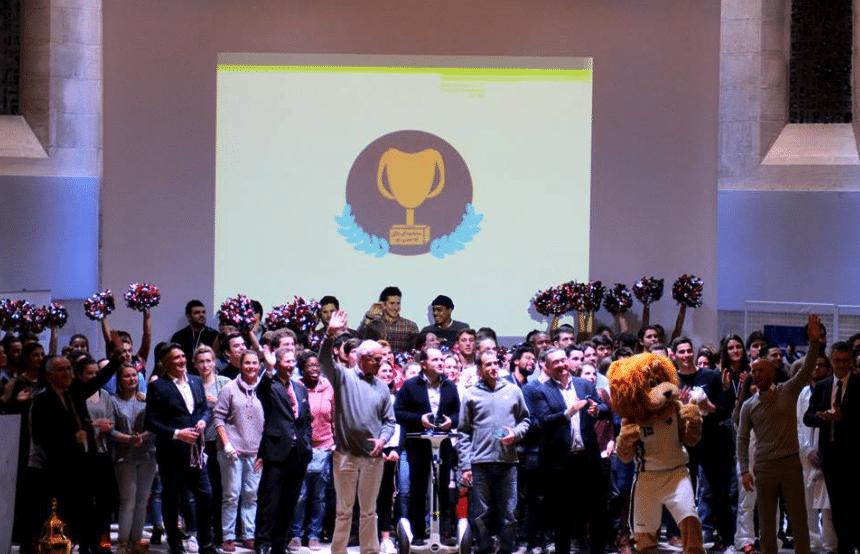 L'université de Bordeaux récompense ses champions