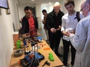 Afterwork Sport Entreprise « Impression 3D et application dans le sport » CROS