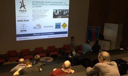 Afterwork Sport Entreprise « Révolution de l'impression 3D dans le sport » 30 mars, Talence