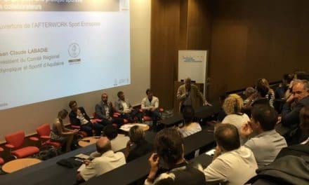 Afterwork Sport Entreprise « S'engager pour une pratique sportive des collaborateurs », 30 mai Talence