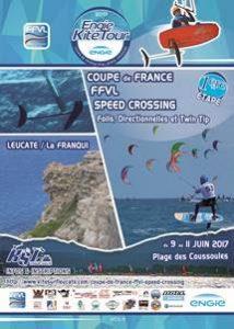 Vol Libre - 1e étape de la Coupe de France Speed Crossing @ Plage des Coussoules de Leucate / La Franqui (11). | Leucate | Occitanie | France