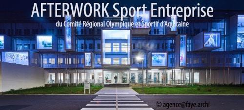 Afterwork Sport Entreprise « S'engager pour une pratique sportive des collaborateurs »