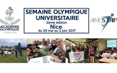 4 étudiants du campus bordelais participent à la Semaine Olympique Universitaire