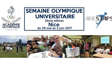 4 étudiants du campus bordelais participent à la Semaine Olympique Universitaire