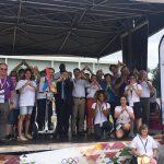 La Journée Olympique Bordeaux Talence remporte un franc succès !