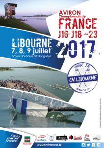 Aviron - Championnats de France @ Bassin Nautique des Dagueys - LIBOURNE (33) | Libourne | Nouvelle-Aquitaine | France