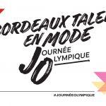 Bordeaux Talence en mode #JournéeOlympique pour soutenir Paris2024