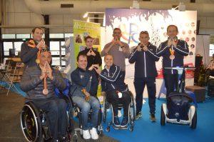 Stand CROS Salon des sports Bordeaux 2016