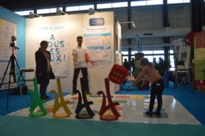salon VIVONS SPORT 2017 CROS Bordeaux