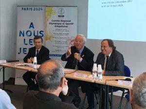 Séminaire ligues Nouvelle-Aquitaine 2017 CROS 2