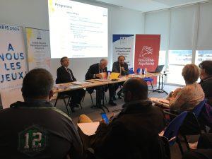 Séminaire ligues Nouvelle-Aquitaine 2017 CROS 3