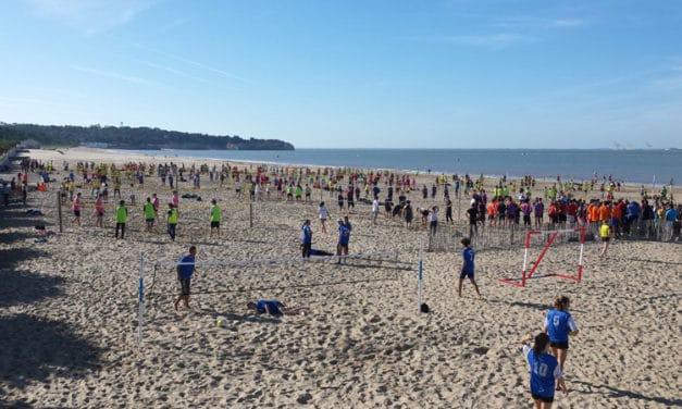 Sport et olympisme sur les plages
