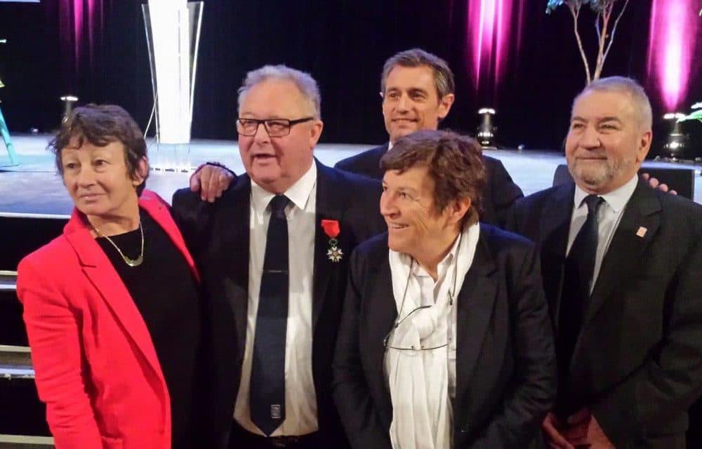 Légion d'honneur : Alain Moreau fait chevalier