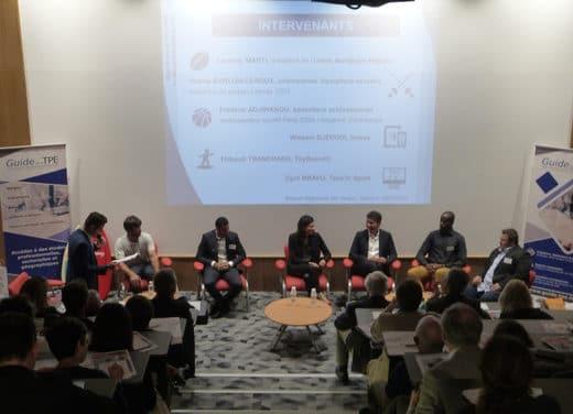 Conférence «regards sur la TPE-PME en Nouvelle-Aquitaine», sport, économie et opportunités des Jeux de 2024