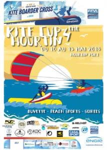 Vol Libre - Coupe de France de Kite Boarder Cross @ Hourtin (33) | Hourtin | Nouvelle-Aquitaine | France