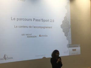 Reconversion sportif - Passport 2.0 Nouvelle-Aquitaine