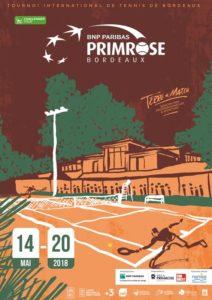 #tennis Tournoi BNP PARIBAS PRIMROSE @ Villa Primrose | Bordeaux | Nouvelle-Aquitaine | France