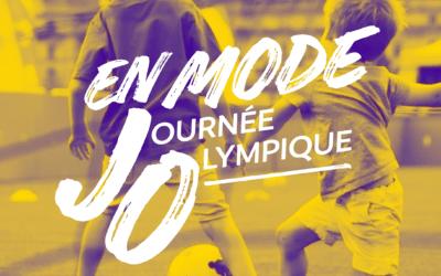 La Nouvelle-Aquitaine en mode #JournéeOlympique, Bordeaux-Talence, Poitiers, Lacanau
