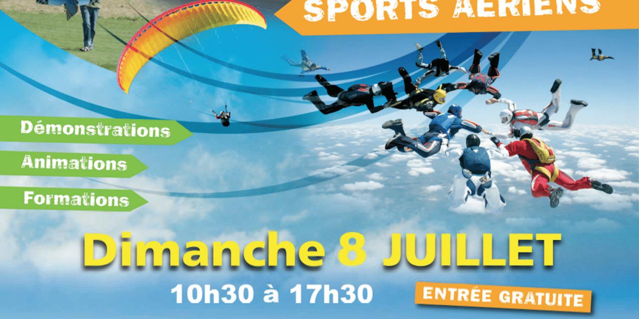 11e Fête de l'air Nouvelle-Aquitaine, 8 juillet Aire sur l'Adour (40)