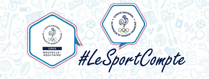 Signez la pétition nationale en faveur du sport #LeSportCompte !
