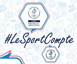 Le mouvement sportif lance une pétition #Le SportCompte