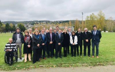 Génération 2024 – Le délégué ministériel aux Jeux olympiques et paralympiques dans un collège de Nouvelle-Aquitaine