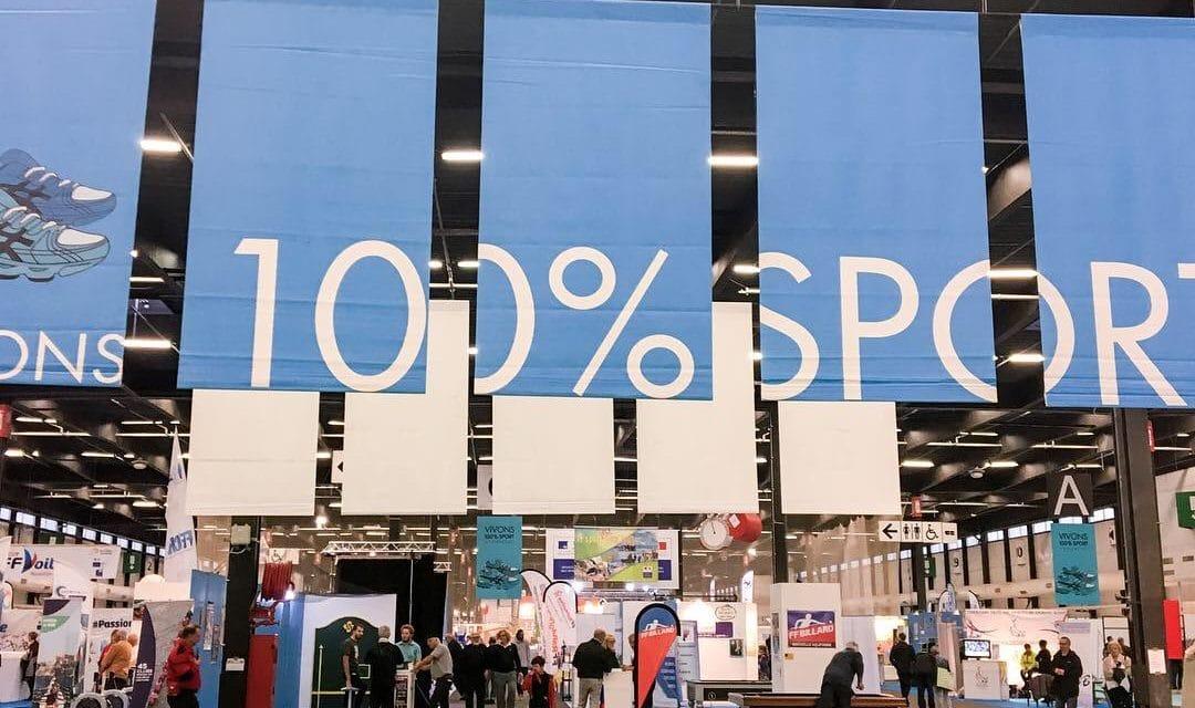 Le Salon Vivons 100% Sport Bordeaux ouvert jusqu'au 4 novembre 2018