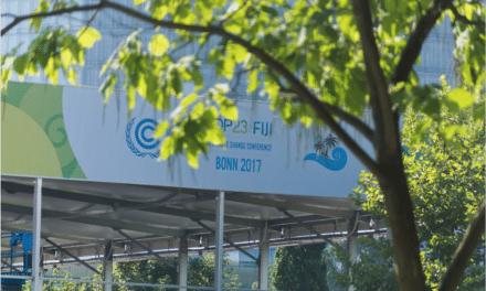 Le sport au service de l'action climatique