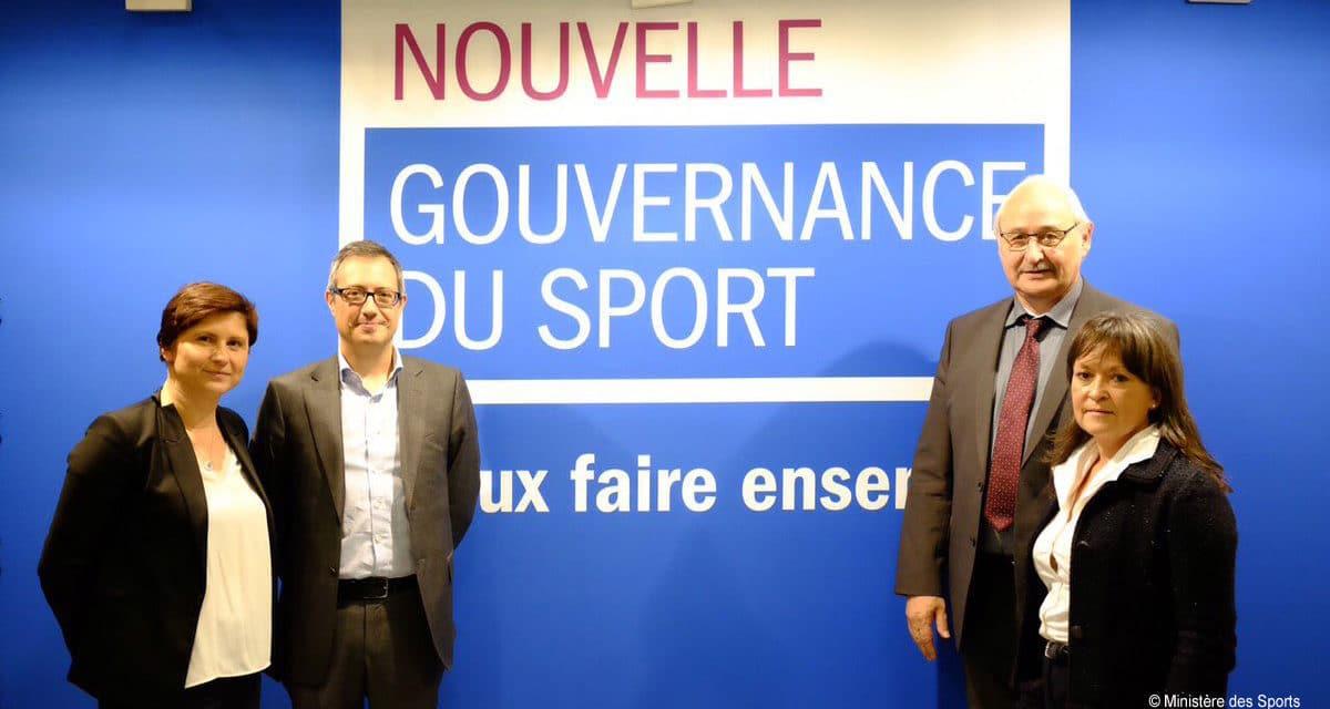 La Ministre annonce la création de l'Agence du sport