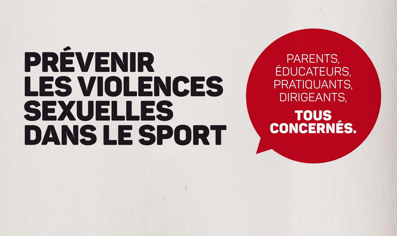 Prevenir Les Violences Sexuelles Dans Le Sport