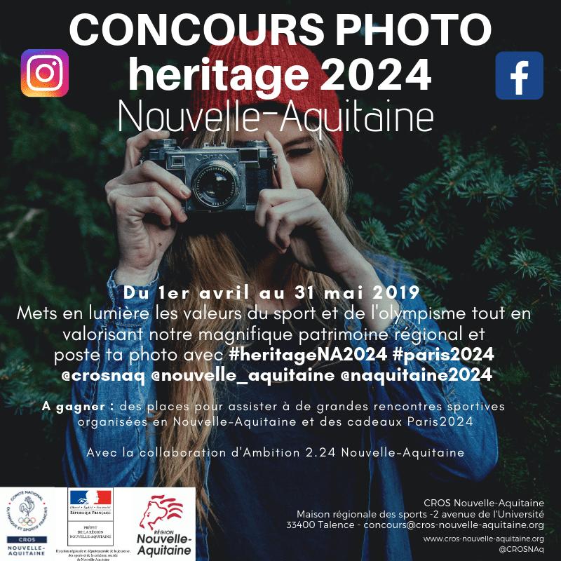 CONCOURS PHOTO HeritageNA2024 CROS